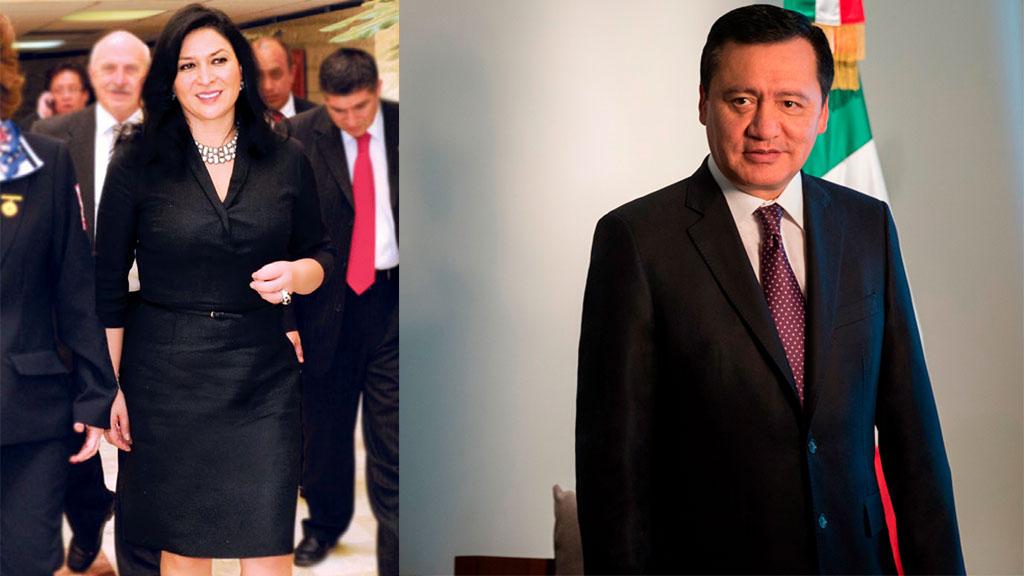 Ya investigan propiedades y cuentas bancarias del Ex-Secretario de Gobernación de Peña Nieto, Miguel Ángel Osorio Chong y su esposa Laura Ibernia Vargas Carrillo