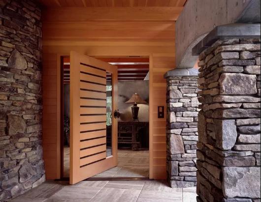 Model Pintu Utama Rumah