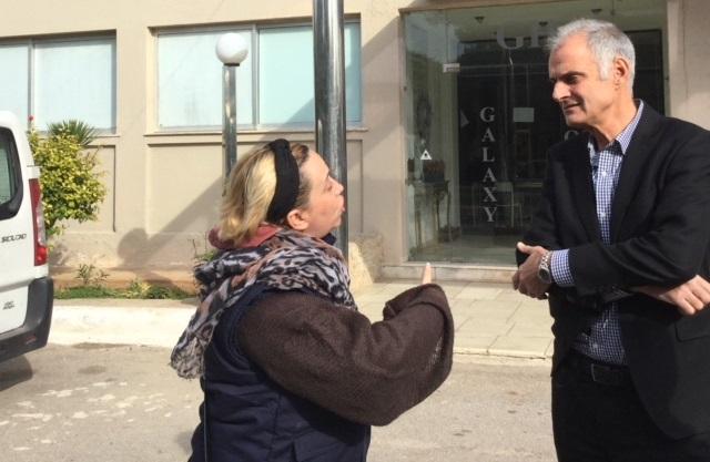 """Γ. Γκιόλας: Ανησυχητική η κατάσταση στο ξενοδοχείο """"Γαλαξίας"""" στην Ερμιονίδα"""