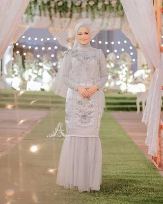 Cut Meyriska bridal kawinan