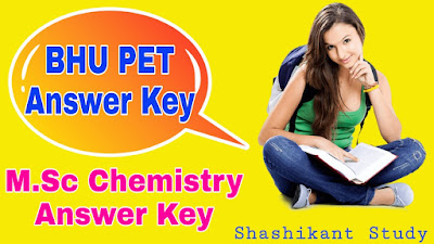 bhu-m.sc-chemistry-answer-key