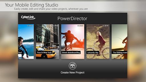 Download PowerDirector Full Apk + Pro (48MB)
