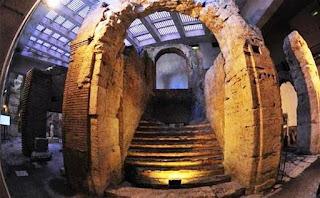 Lo Stadio di Domiziano, i Sotterranei di Piazza Navona e del Teatro di Pompeo