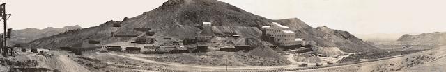montgomery shoshone mine in rhyolite nevada