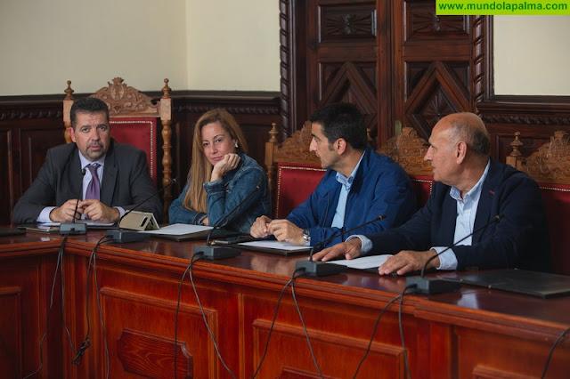 """El PP considera """"un grave error"""" trasladar la sede del Cabildo al Césped"""