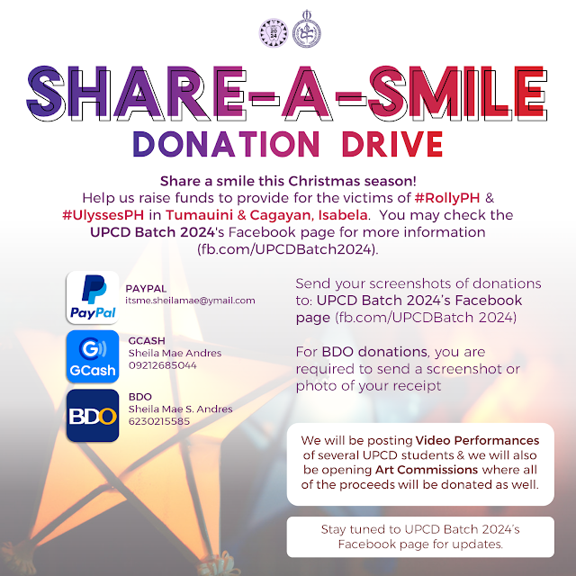 """Share-A-Smile"" Christmas Donation Drive"