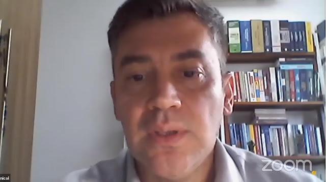 Prof. Dr. Marcelo Pereira de Almeida.