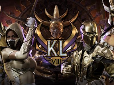 MK11 Kombat League 8