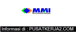 Loker Terbaru PT Micro Madani Institute Februari 2020