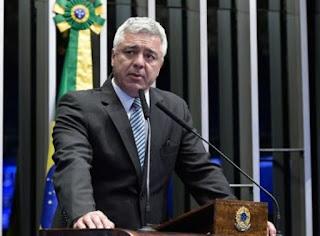 Senador Major Olímpio morre por complicações da Covid-19