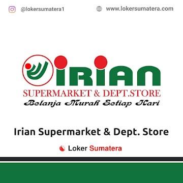 Lowongan Kerja Tebing Tinggi: Irian Supermarket April 2021