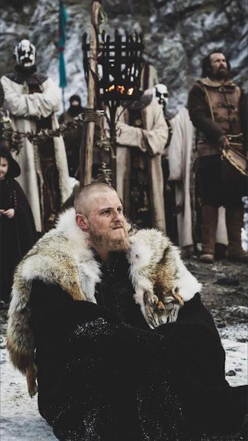 अब Netflix में Vikings Season 6 Part 2 (Vikings Final Season) (Vikings Season 7) available हैं!