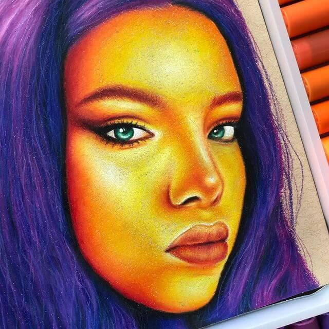 08-Purple-hair-and-green-eyes-Brina-www-designstack-co