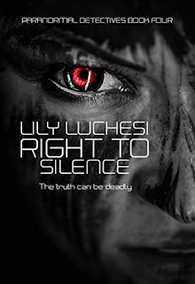 Right to Silence by Lily Luchesi