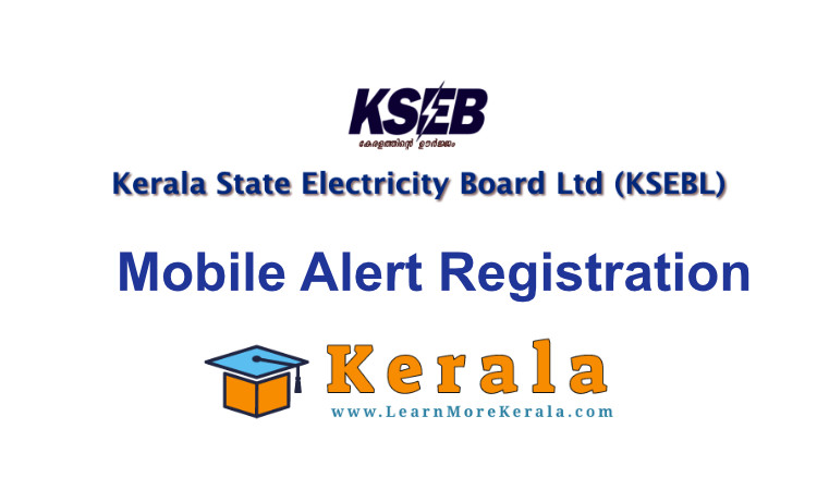 kseb mobile alert registration