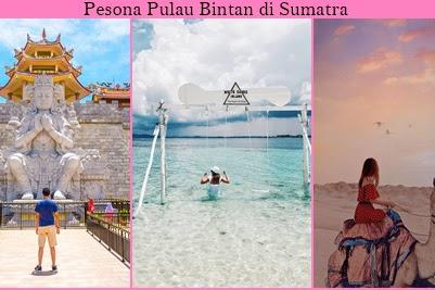 Pesona Pulau Bintan di Sumatra