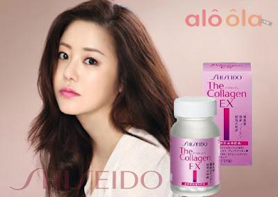 Nên bổ sung collagen cho cơ thể bằng viên uống collagen shiseido