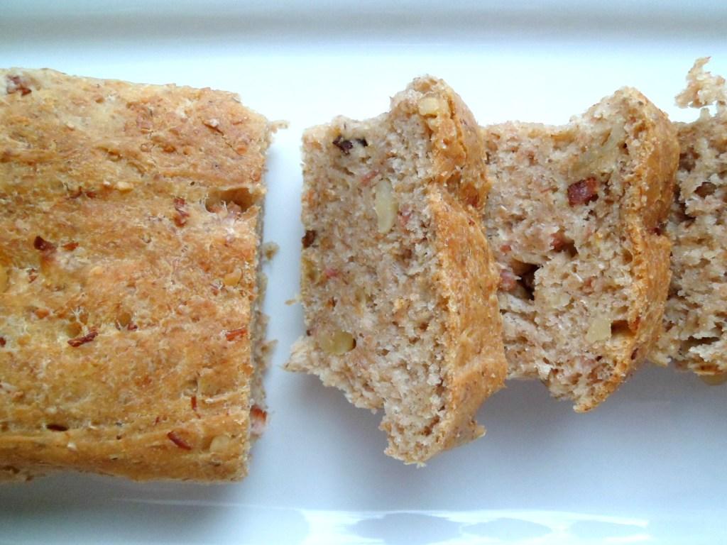 Baguette int grale comt lardons noix blogs de cuisine for Cuisine integrale