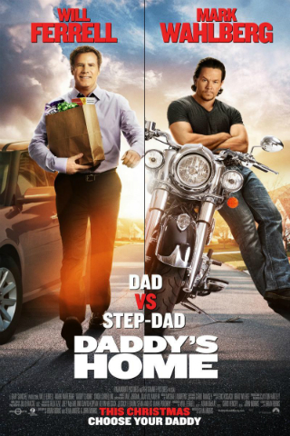 Daddy's Home [2015] [DVDR] [NTSC] [Latino]