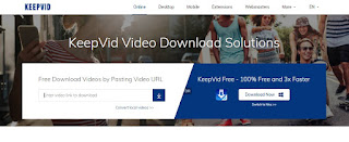 keepvid.com youtube downloader