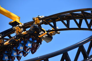 Record-Setting Roller Coaster at Kennywood Almost Ready for Public!