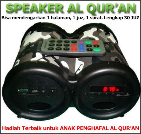 SPEAKER ALQURAN TIPE 1