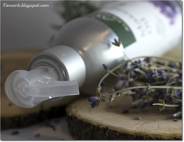 Массажное масло AlpStories Massage Oil Lavender