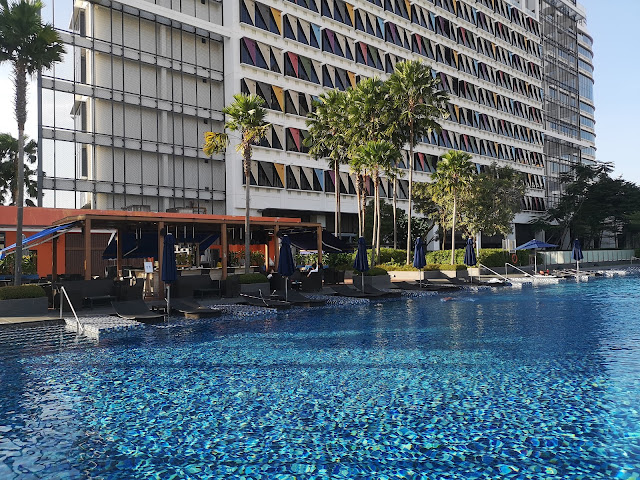 One Farrer Hotel - pool