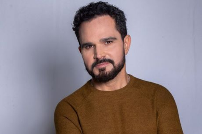 Luciano Camargo anunciou que vai investir na carreira de cantor gospel