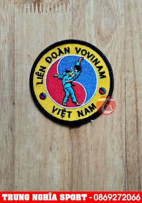 logo liên đoàn vovinam việt nam