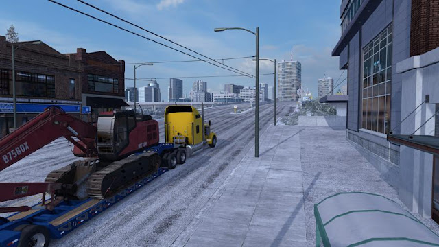 Frosty Patch for Promods Canada v1.0 ATS