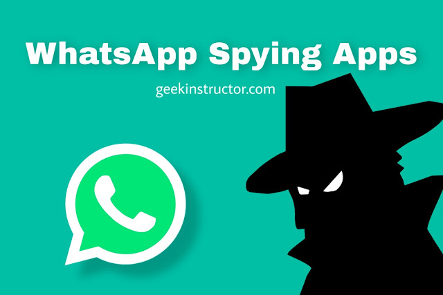 Hack WhatsApp using spying apps