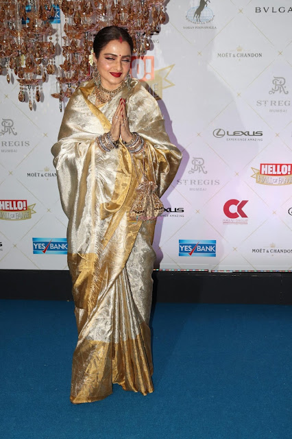 Rekha-at-Hello-Hall-of-Fame-Awards-in-st-regis-in-mumbai