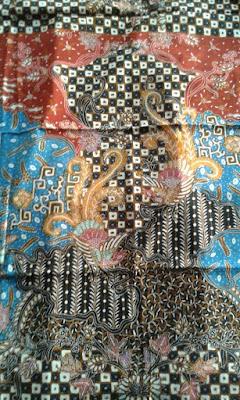 Grosir Kain batik di Singkawang harga murah