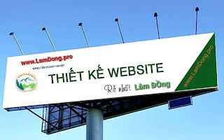 Làm trang web