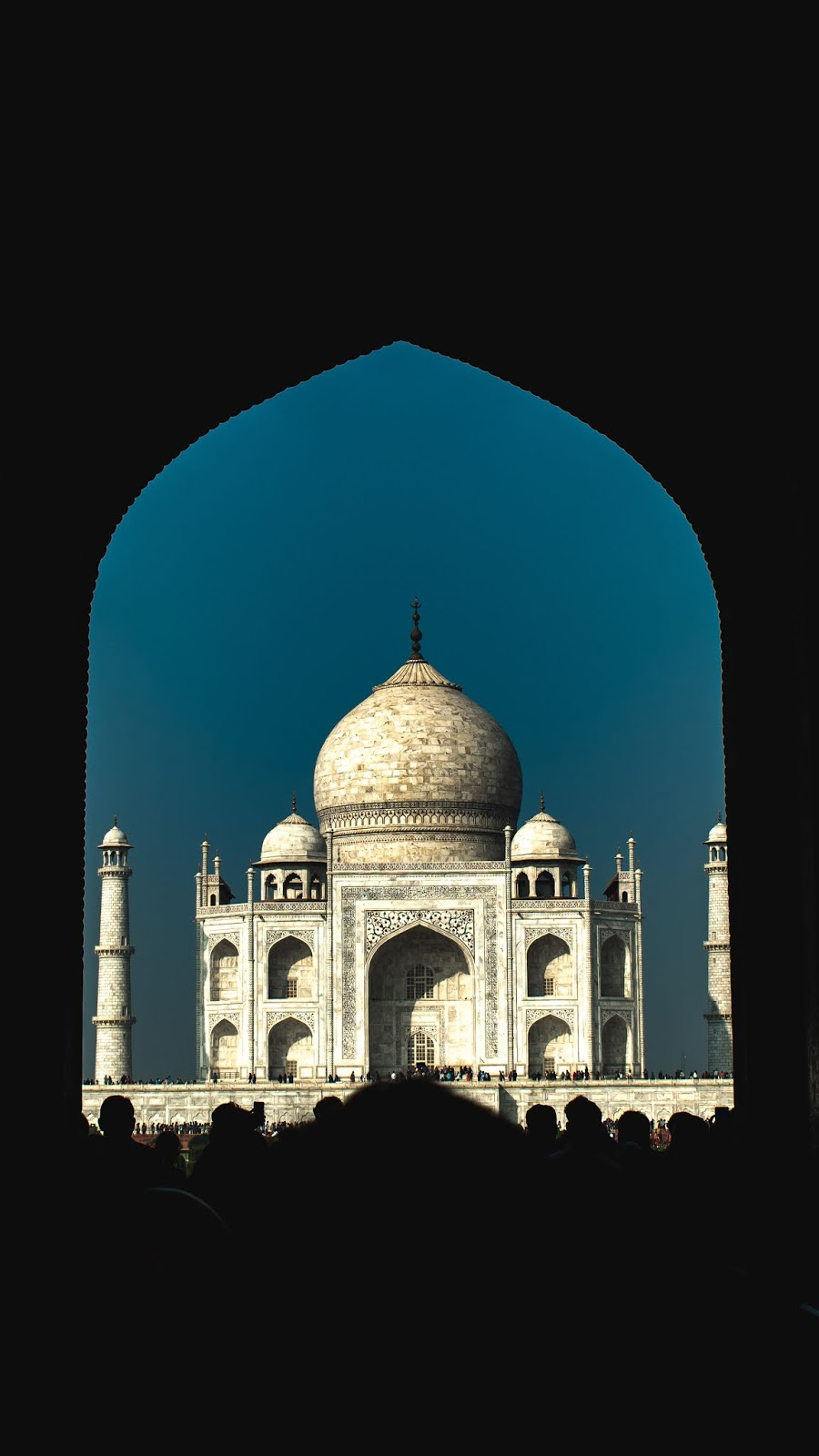 100+[HD] TajMahal Wallpapers - Backgrounds pic