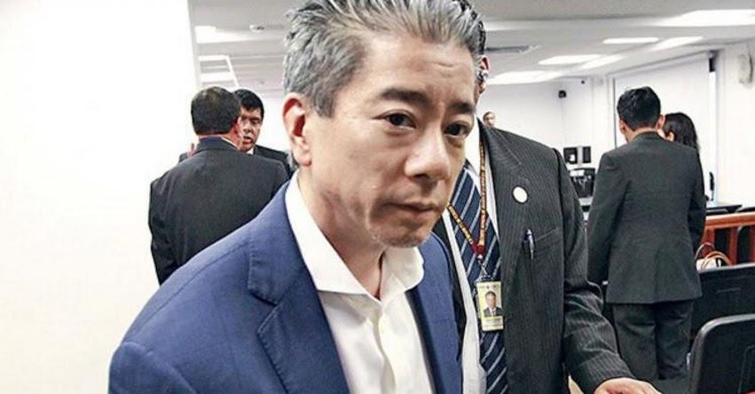 «Club de la Construcción» financió en secreto a Keiko Fujimori, reveló Jorge Yoshiyama Sasaki ante fiscal adjunta del Equipo Especial Lava Jato