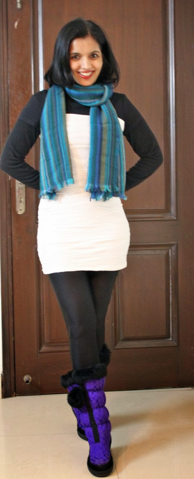 f3627a64de716 Top Indian fashion and lifestyle blog  Different ways to wear ...