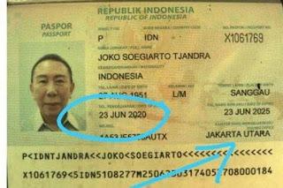 Anggota DPR Heran, Kakanim yang Terbitkan Paspor Djoko Tjandra Malah Dapat Promosi