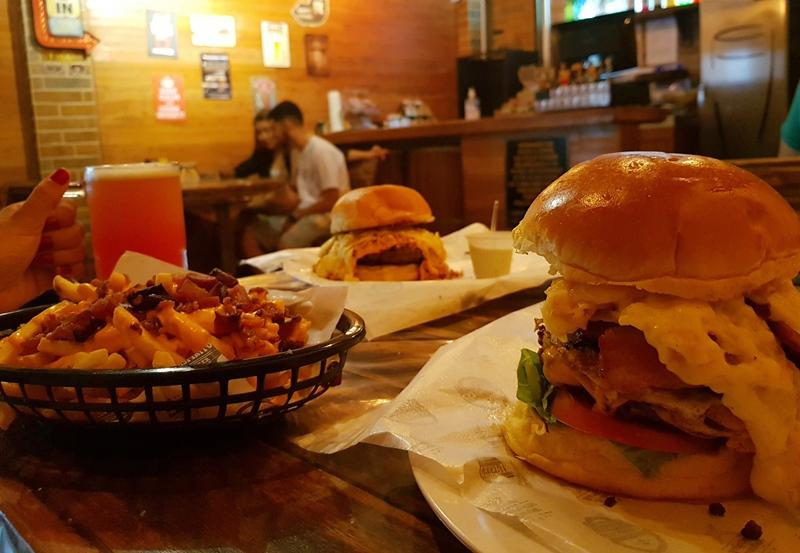 Onde comer hambúrguer em Vitória