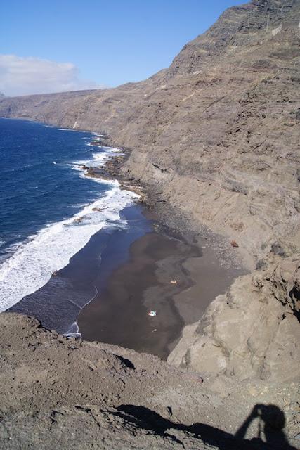 piscinas naturales del norte de Gran Canaria-playa de faneroque