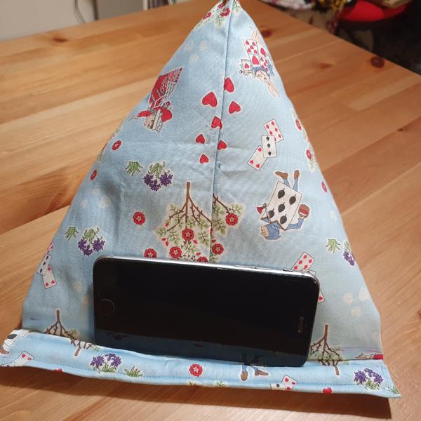 Homemade Tablet holder