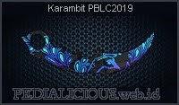 Karambit PBLC2019