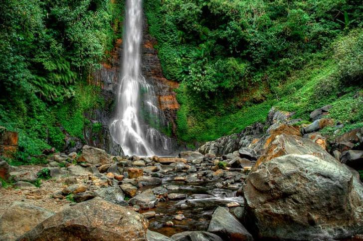 Air Terjun Gitgit Bali - Fasilitas Wisata, Harga Tiket Masuk dan Rute