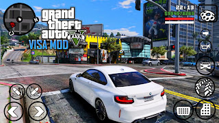 GTA V VISA GRAPHICS LITE MOD | WOW ! GTA 5 FULL MOD | GTA SA