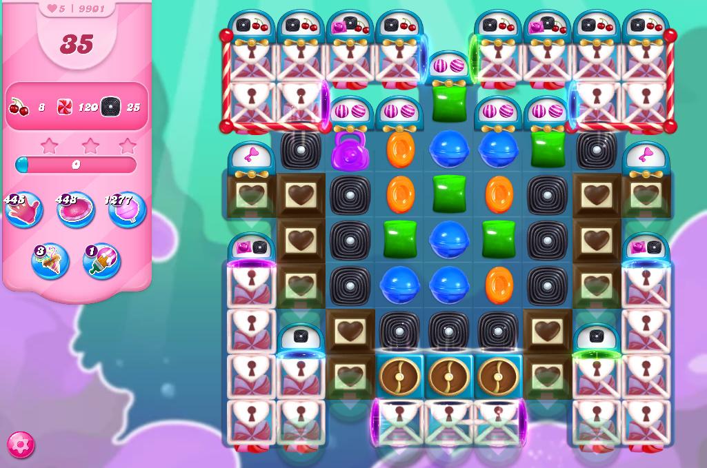 Candy Crush Saga level 99051