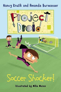 Project Droid: Soccer Shocker