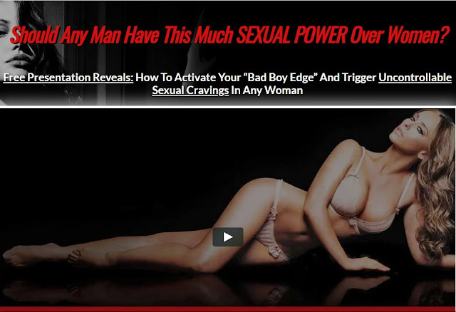 The Bad Boy Blueprint - Hot New Mens Dating Offer