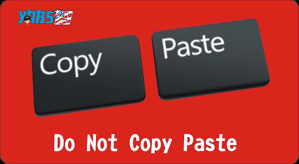 Blogger Sejati Yang Ngeblog Tanpa Melakukan Copy Paste Dari Blog Orang Lain