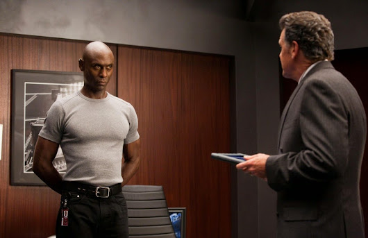 'Fringe' Star Lance Reddick Would Love To Play 'Black Panthers' Father and 'Martian Manhunter'